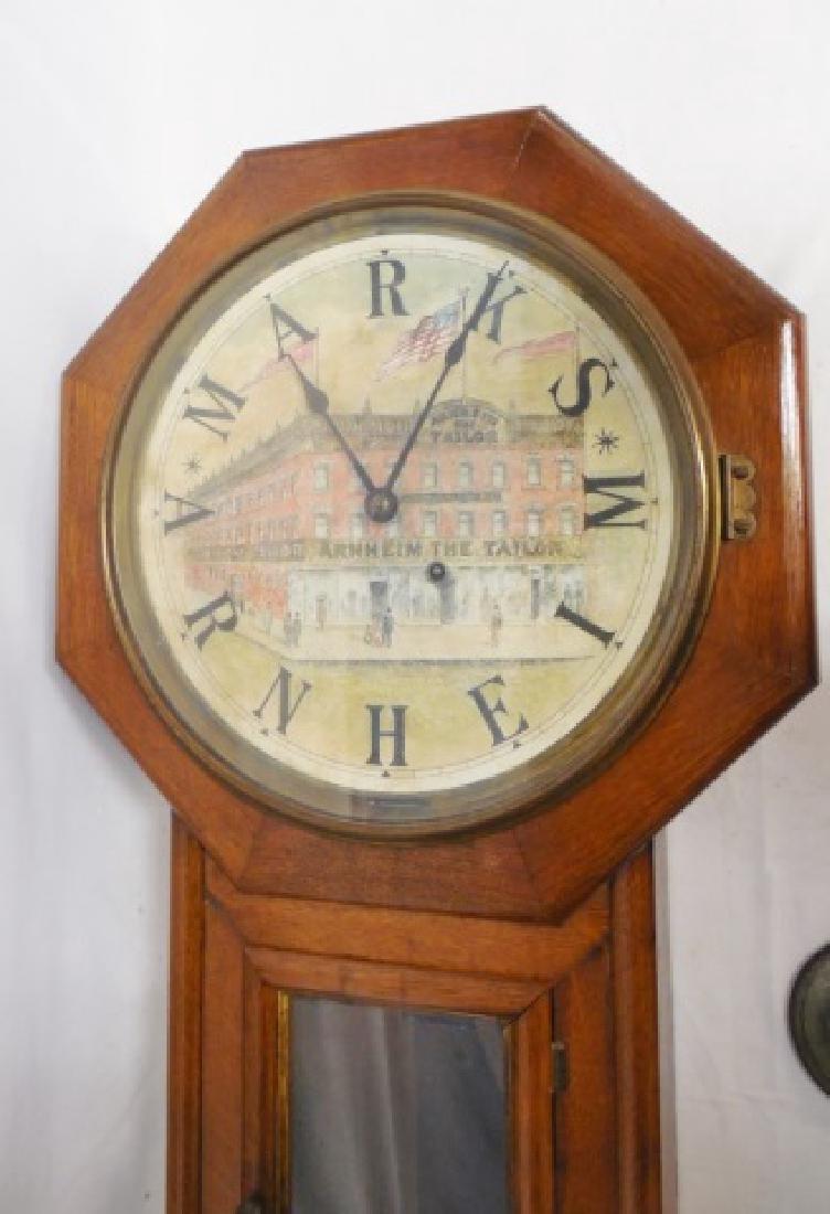 """Seth Thomas"" Wall Clock - 2"