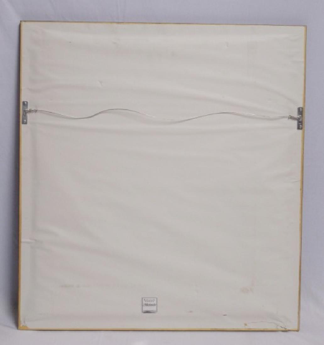 "Framed Advertisement ""Estey Organ Works"" - 2"