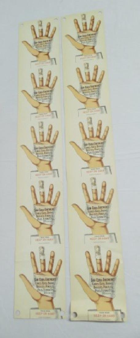 Lot of 3 Paper Advertisements - 4