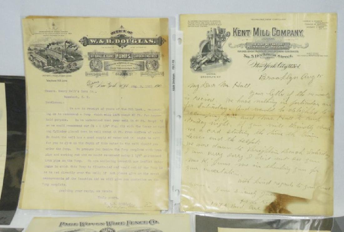 Lot of Approx. 20 Pieces of Assorted Ephemera - 2
