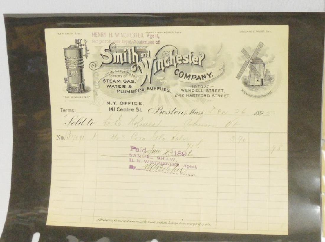 Lot of Approx. 20 Pieces of Assorted Ephemera - 3