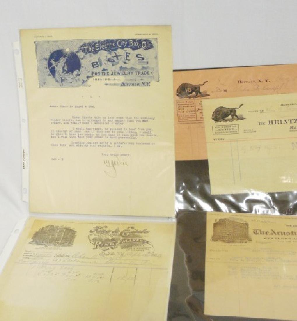 Lot of Approx. 15 Pieces of Assorted Ephemera - 3