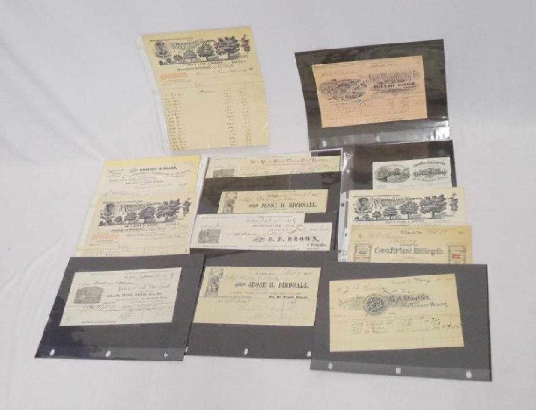 Lot of Approx. 20 Pieces of Assorted Ephemera