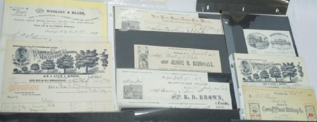 Lot of Approx. 20 Pieces of Assorted Ephemera - 4