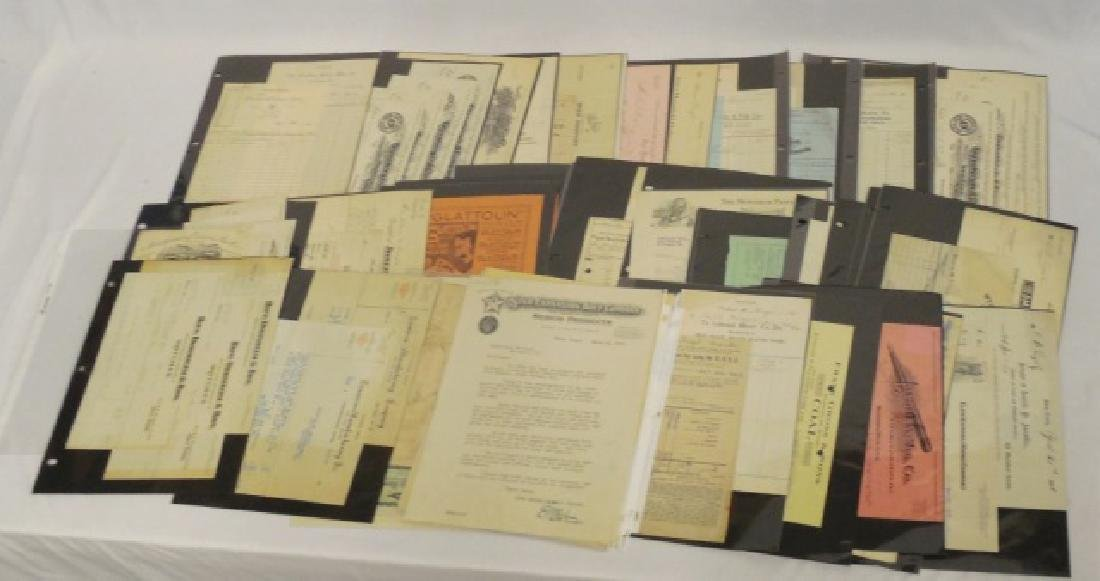 Lot of Approx. 100+ Pieces of Assorted Ephemera