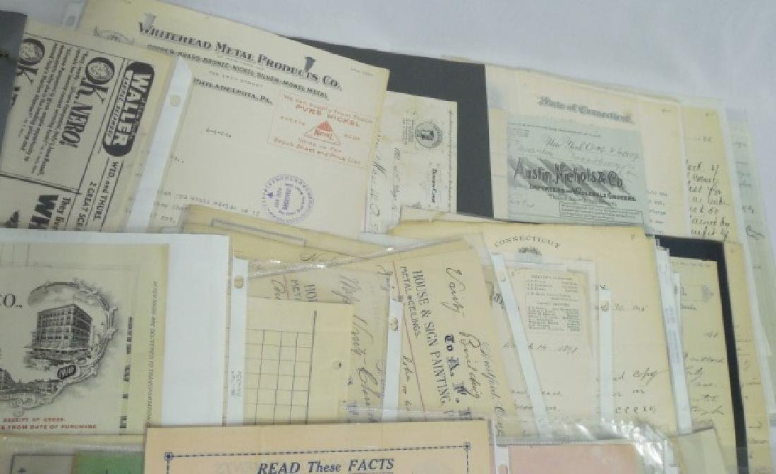 Lot of Approx. 100+ Pieces of Assorted Ephemera - 2