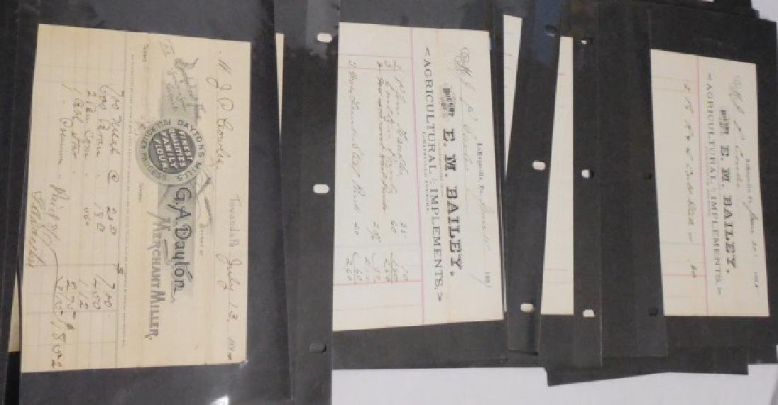 Lot of Approx. 100+ Pieces of Assorted Ephemera - 5