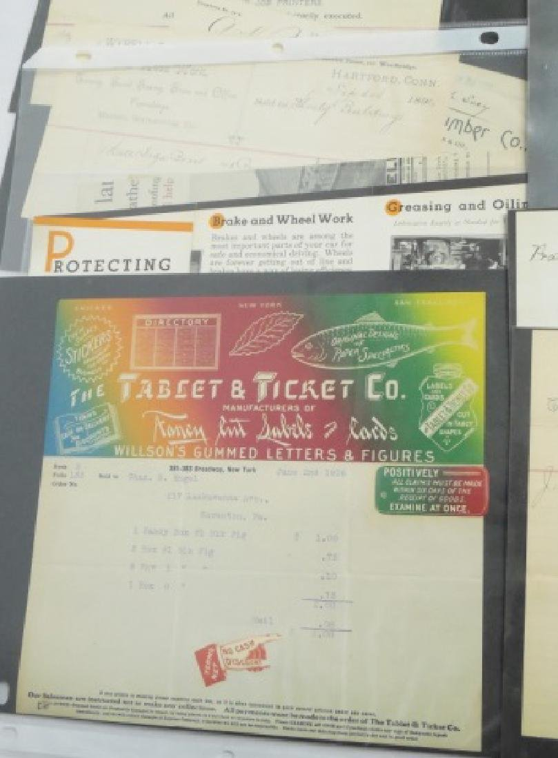 Lot of Approx. 50+ Pieces of Assorted Ephemera - 4