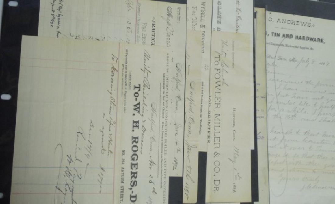 Lot of Approx. 50+ Pieces of Assorted Ephemera - 5