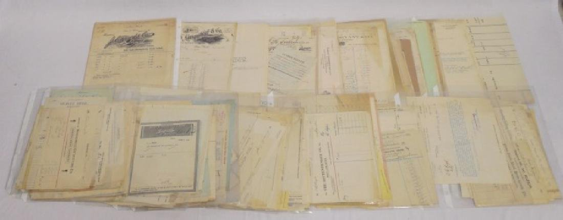 Lot of Approx. 125+ Pieces of Assorted Ephemera