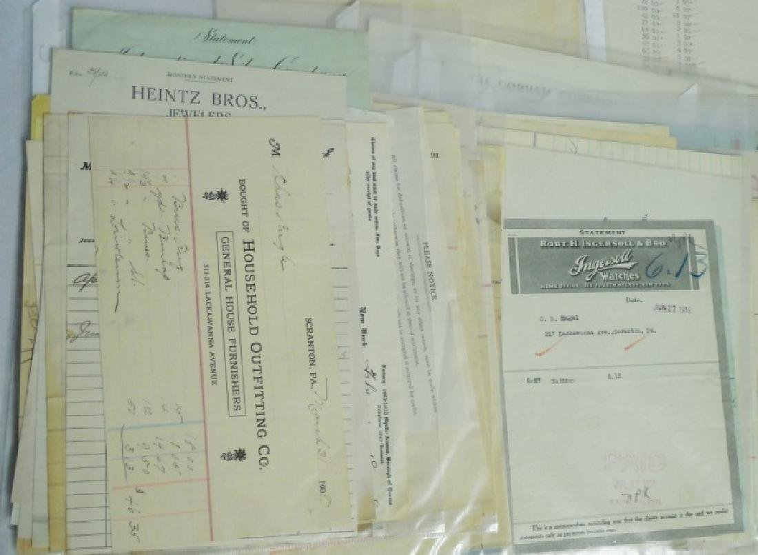 Lot of Approx. 125+ Pieces of Assorted Ephemera - 4
