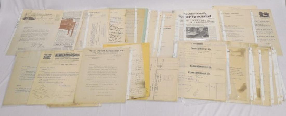 Lot of Approx. 75+ Piecces of Assorted Ephemera