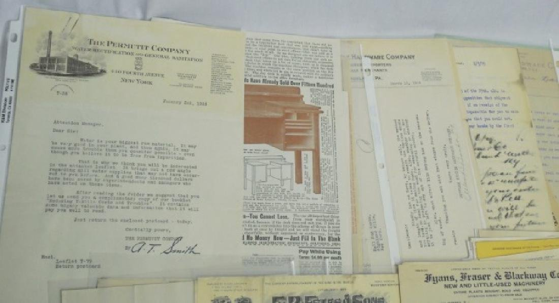 Lot of Approx. 75+ Piecces of Assorted Ephemera - 3