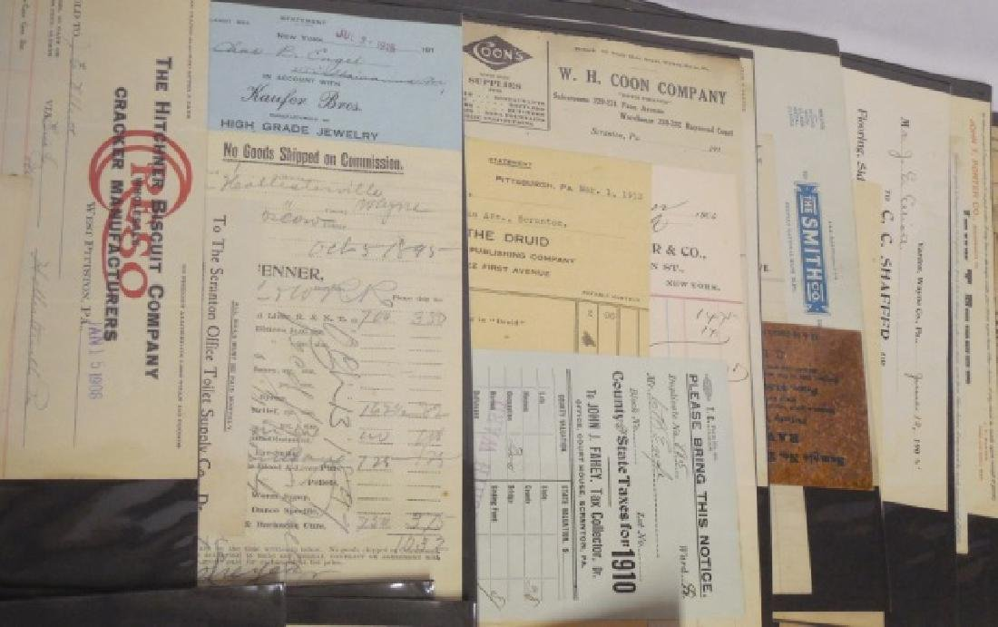 Lot of Approx. 75+ Pieces of Assorted Ephemera - 2
