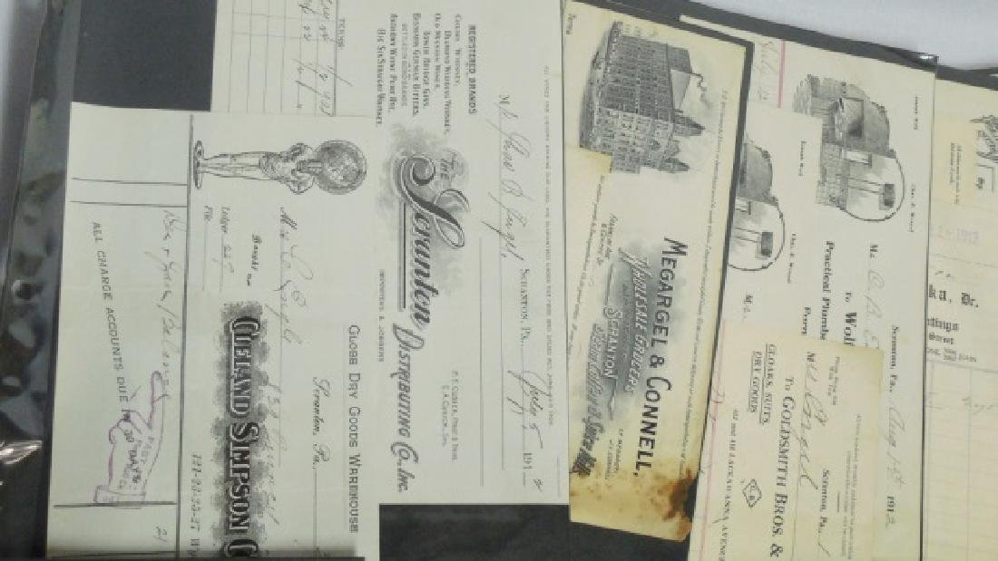 Lot of Approx. 75+ Pieces of Assorted Ephemera - 3