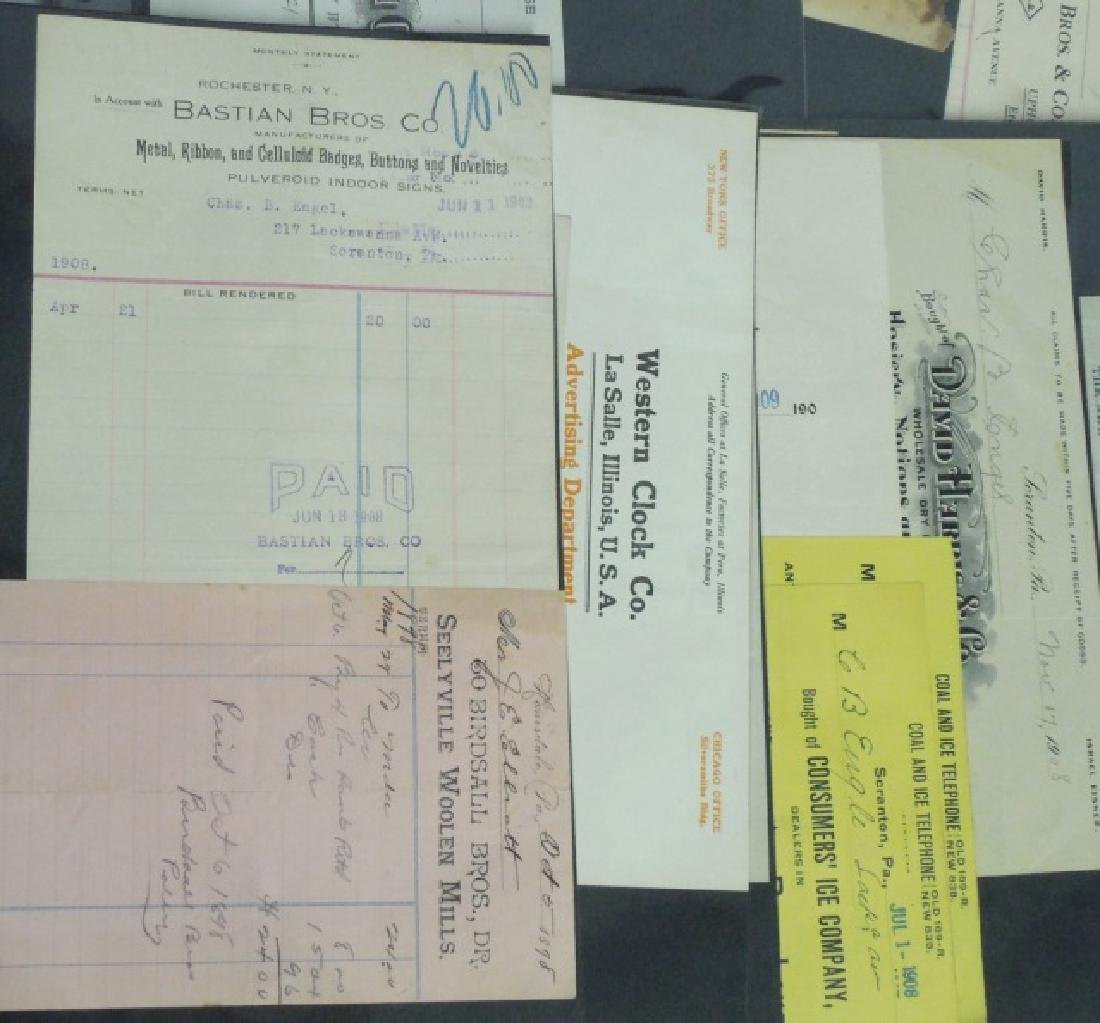 Lot of Approx. 75+ Pieces of Assorted Ephemera - 4