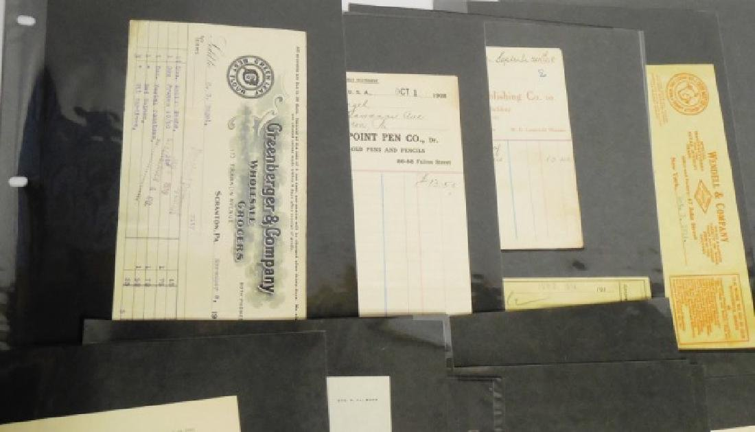 Lot of Approx. 100+ Pieces of Assorted Ephemera - 3