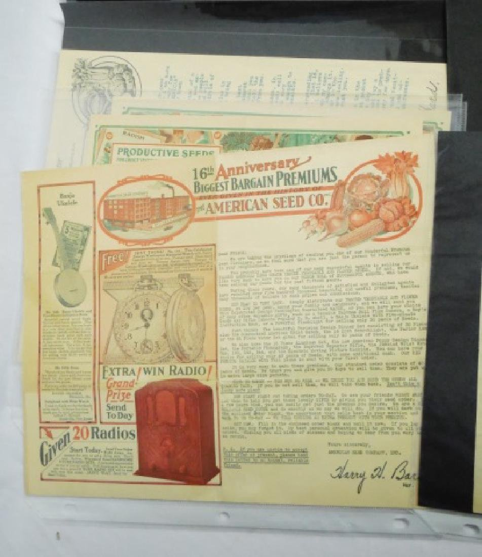 Lot of Approx. 100+ Pieces of Assorted Ephemera - 4