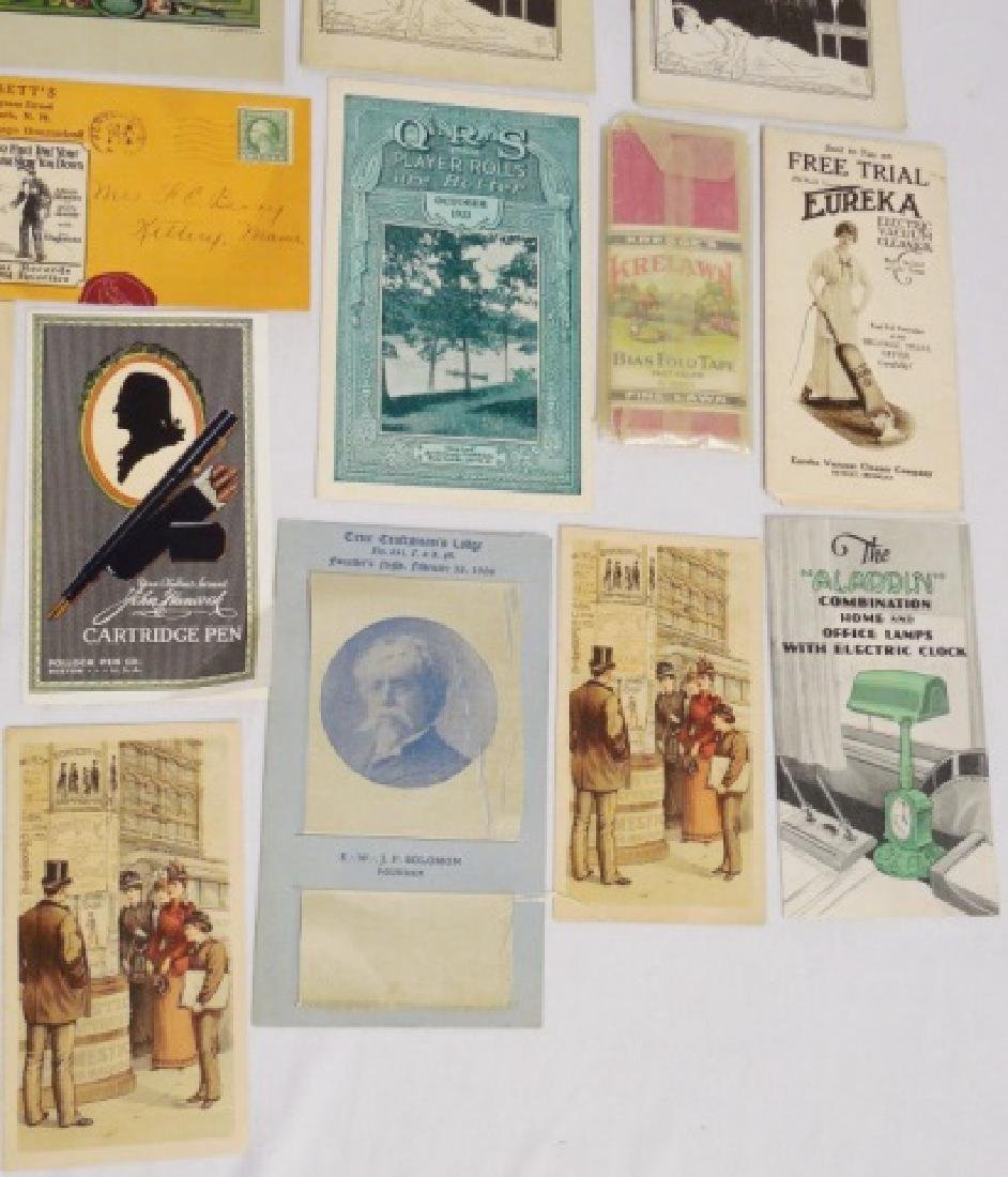 Lot of 16 Assorted Booklets/Catalogs/Ads - 5