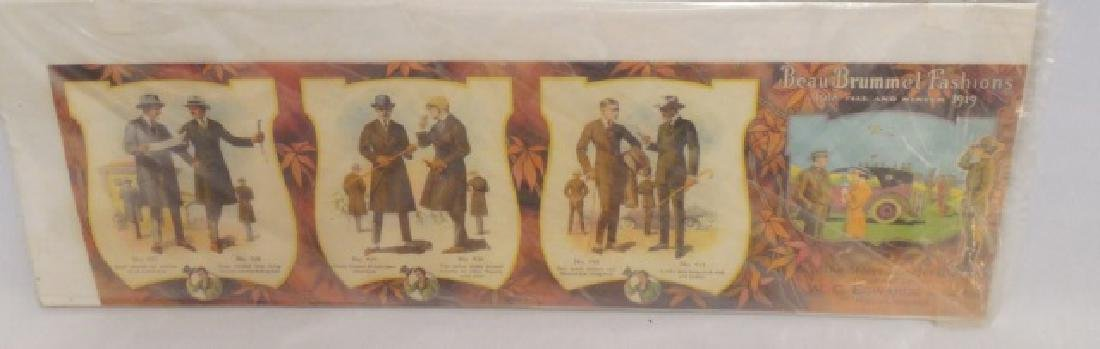 Lot of 4 Various Advertising Pieces - 2