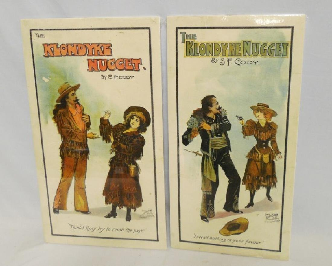 Lot of 3 Posters Reproductions _?_ - 2
