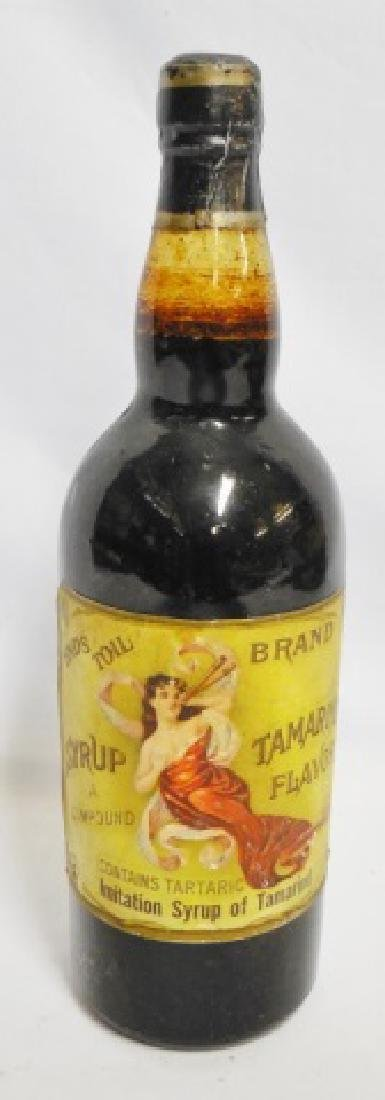 "Un-Opened ""Imitation Syrup of Tamarind"" Bottle"