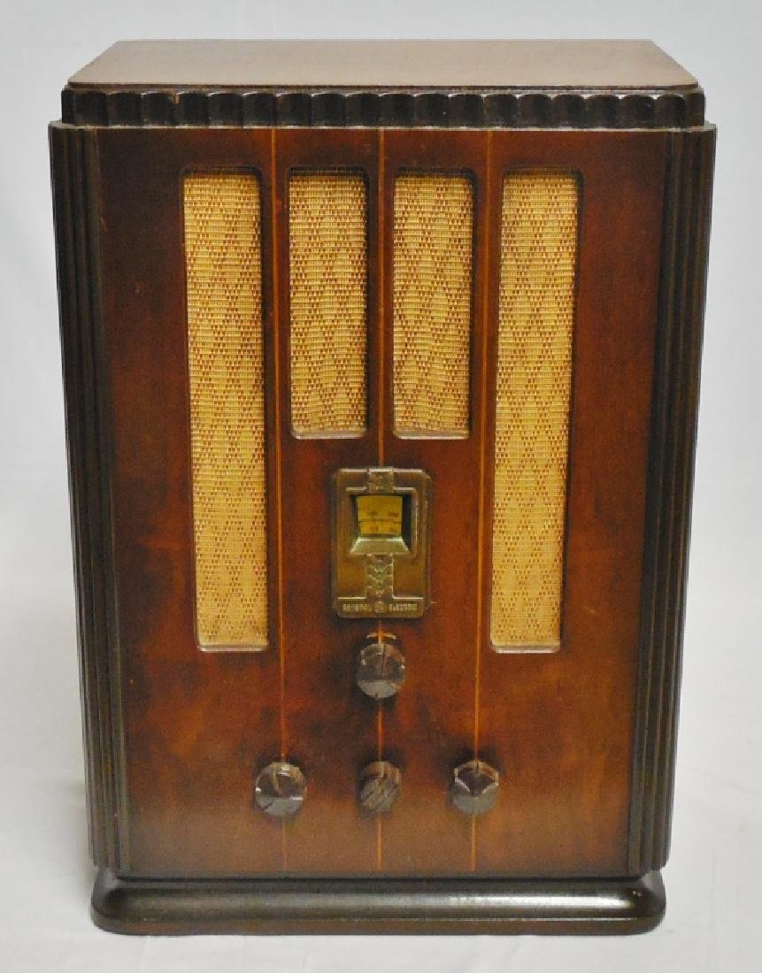 General Electric GE Radio A-63