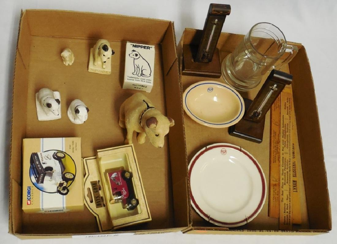 Lot of Assorted Victrola Advertising Pieces