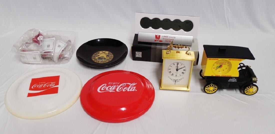 Lot of Coca-Cola Memorabilia