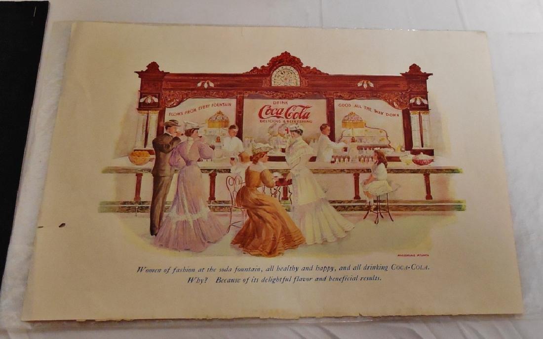 Lot of 3 Coca-Cola Items - 4