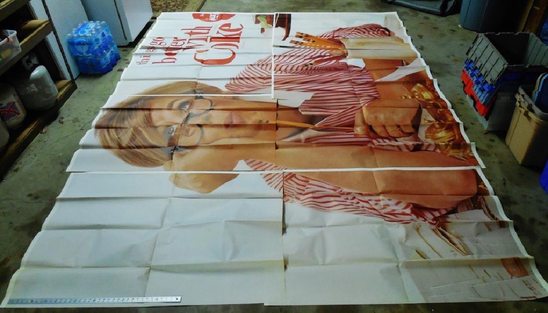 "30 Sheet ""Rainlap Poster"" The Coca-Cola Co."