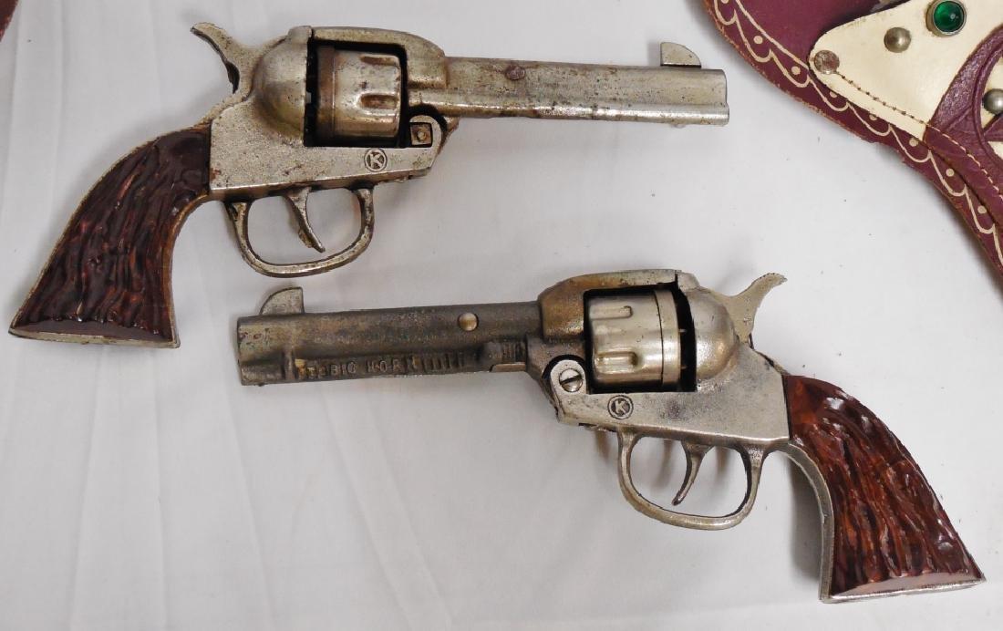 Lot of 2 Big Horn Cap Guns - 2