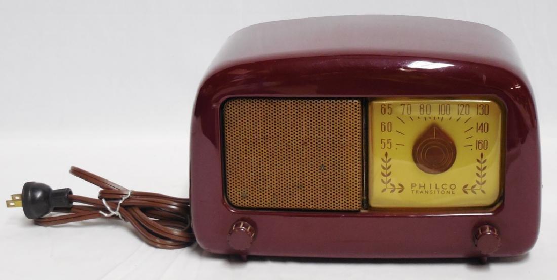 Philco Transitone Radio