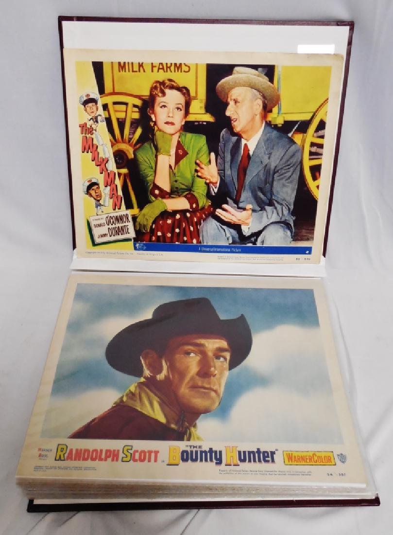 Lot of 44 Mini Movie Posters