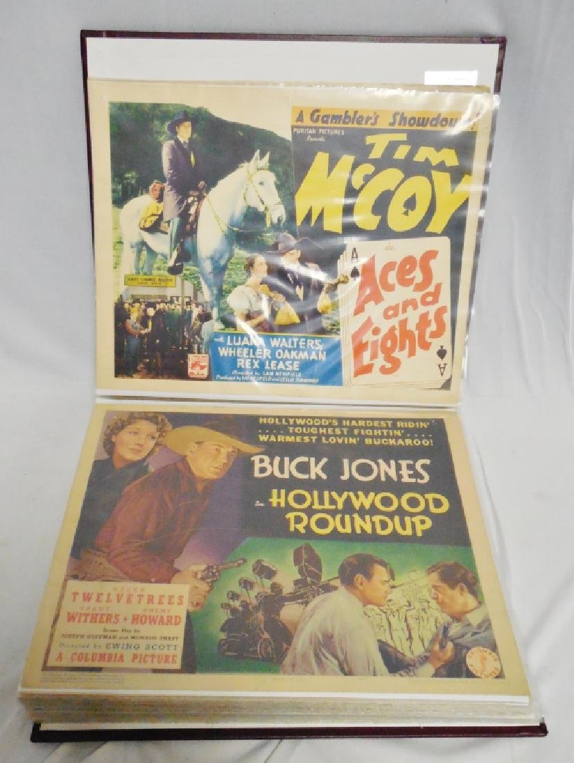Lot of 44 Mini Movie Posters - 2