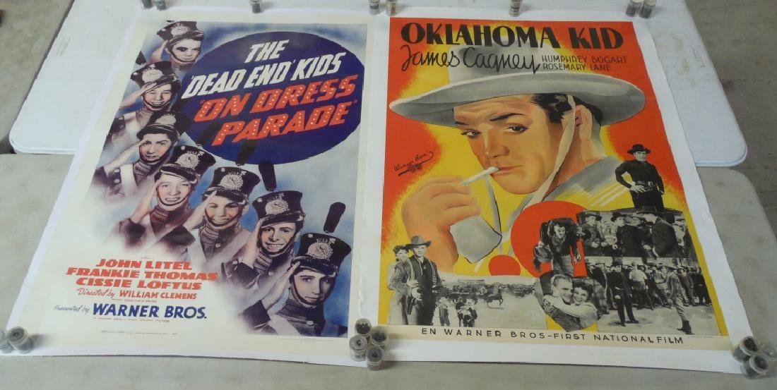 Lot of 4 Movie Posters - 2