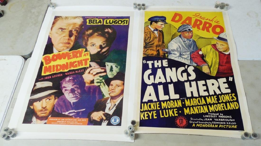 Lot of  3 Movie Posters