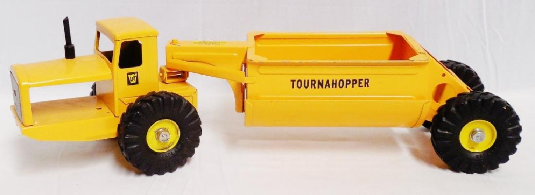 2-Piece Pressed Steel LET Model Tournahopper