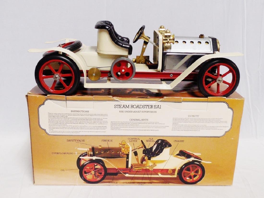 Steam Powered Roadster SAI - 2