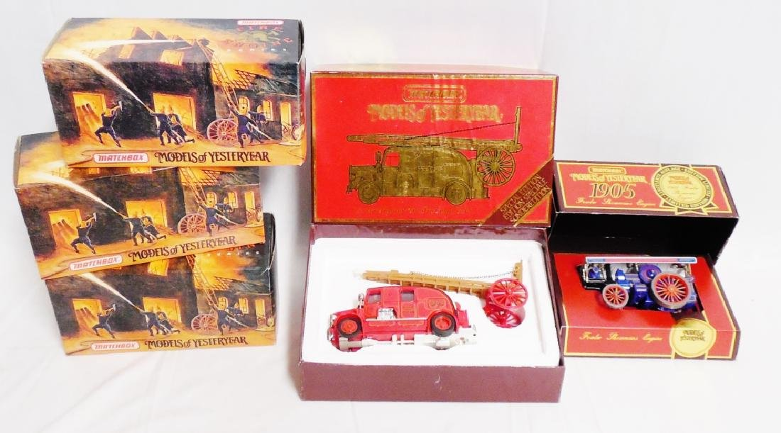 Lot of 5 Matchbox Vehicles