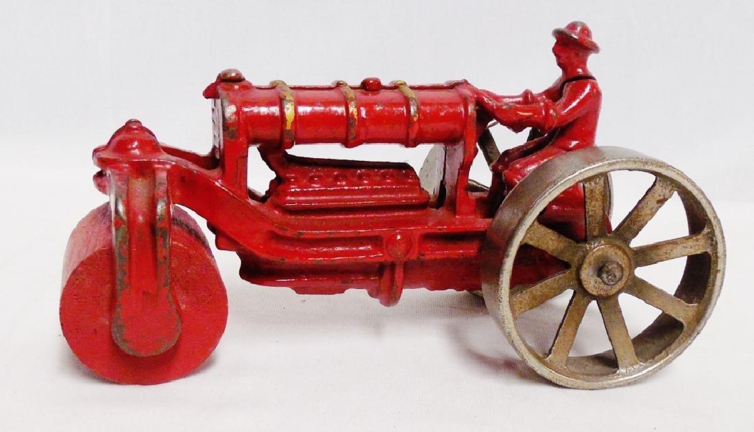 Cast Iron Roller