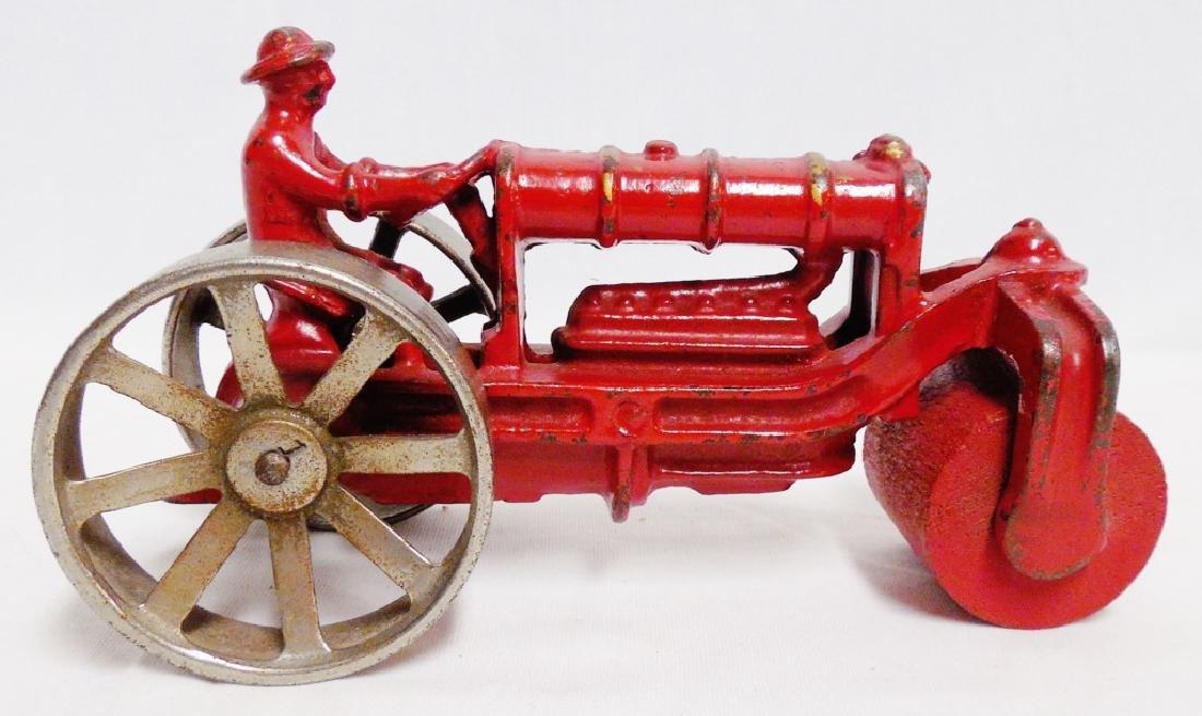 Cast Iron Roller - 2