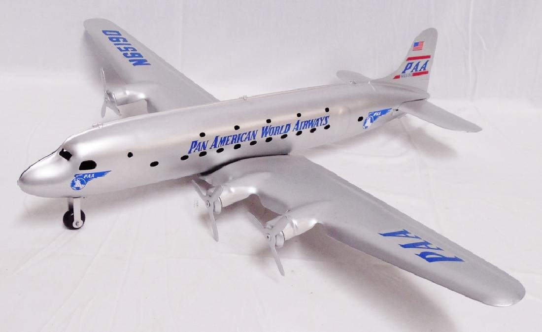 Pan American Tin Airplane - 2