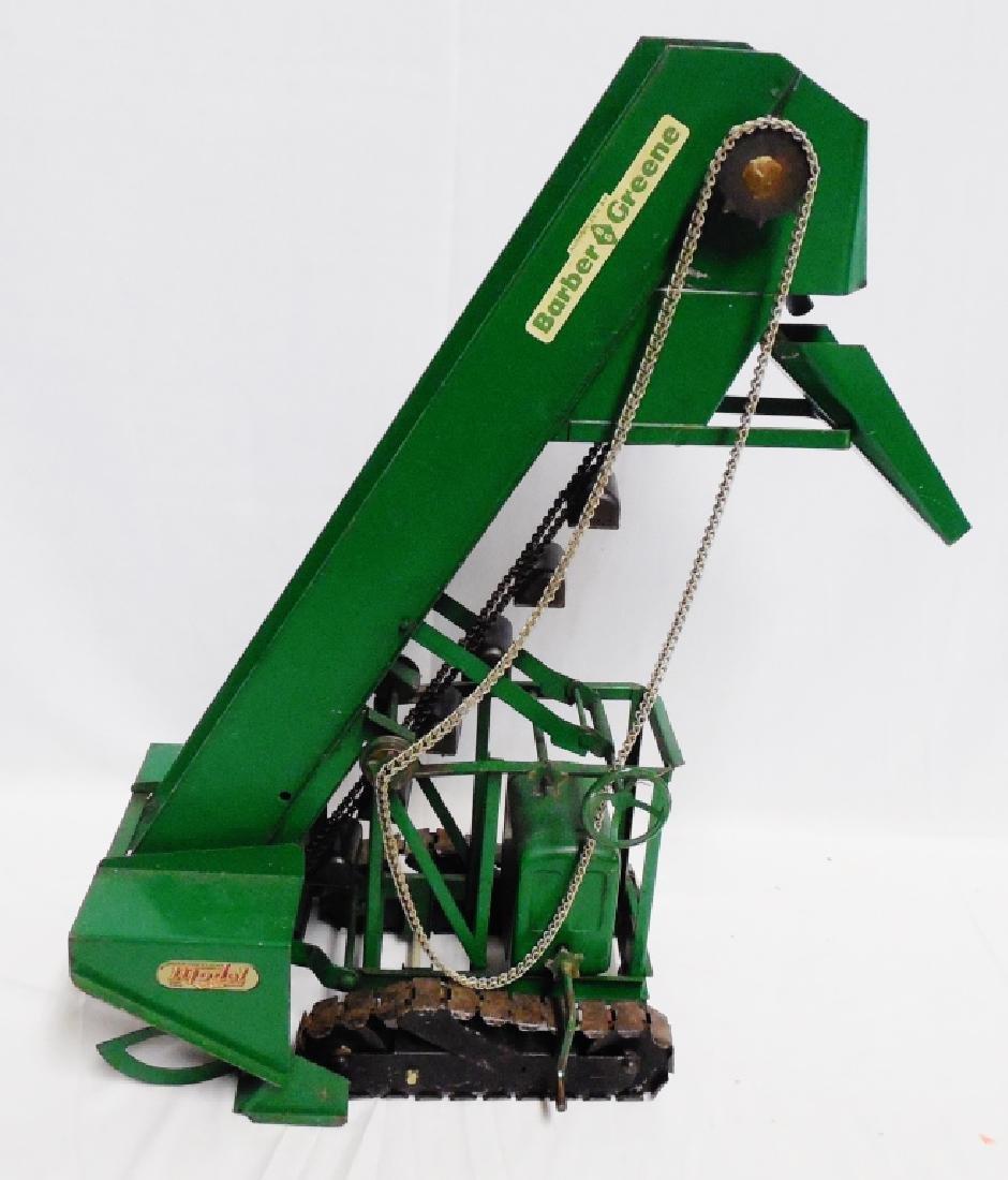 Charles Wm. Doepke Co. Model Toy Barber Greene