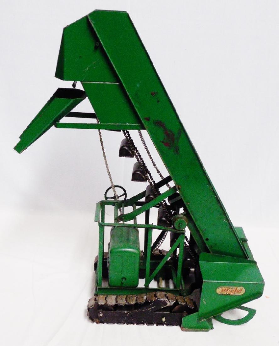 Charles Wm. Doepke Co. Model Toy Barber Greene - 3