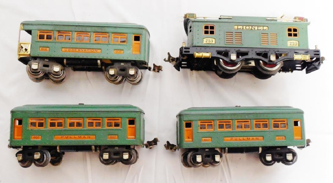 Lot of 4 Lionel Trains - 2