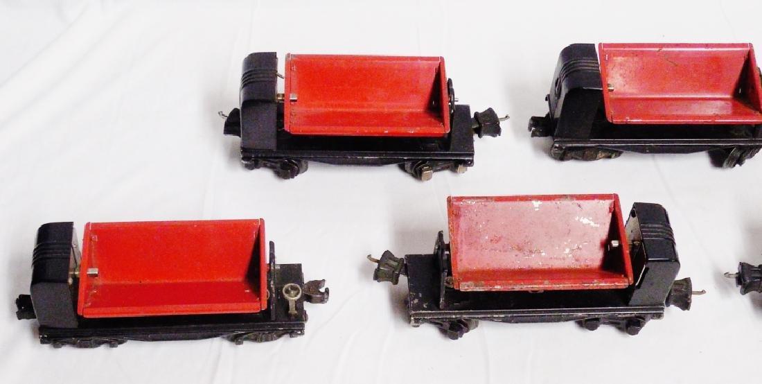 Lot of 10 Lionel Train Cars - 2