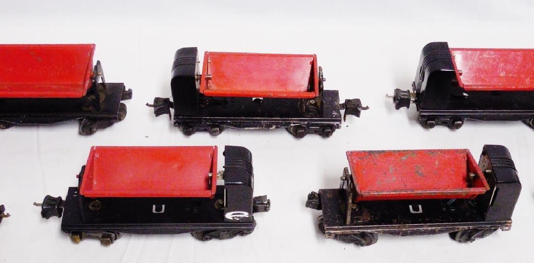 Lot of 10 Lionel Train Cars - 3