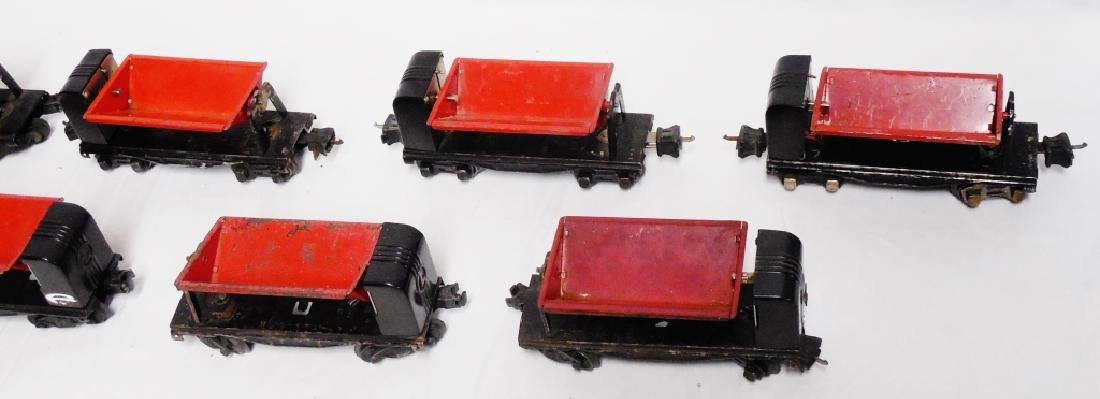 Lot of 10 Lionel Train Cars - 4