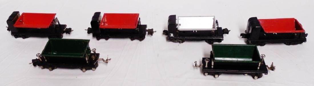 Lot of 6 Lionel Train Cars